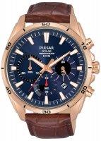 Zegarek męski Pulsar sport PZ5062X1 - duże 1