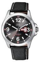 Zegarek męski QQ męskie A200-305 - duże 1