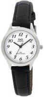 Zegarek damski QQ damskie C153-304 - duże 1