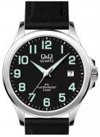 Zegarek męski QQ męskie CA08-305 - duże 1