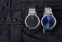 Zegarek męski QQ męskie QA20-252 - duże 2