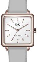 Zegarek damski QQ damskie QB51-101 - duże 1