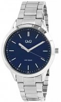Zegarek męski QQ męskie QB80-202 - duże 1