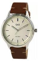 Zegarek męski QQ męskie QB80-301 - duże 1