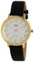 Zegarek damski QQ damskie QC09-124 - duże 1