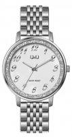 Zegarek damski QQ damskie QC09-204 - duże 1