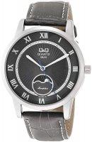 Zegarek męski QQ męskie QZ10-508 - duże 1