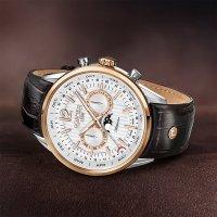 Zegarek męski Roamer superior 508822 49 14 05 - duże 2