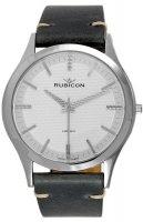 Zegarek męski Rubicon pasek RNCE06SISX03BX - duże 1
