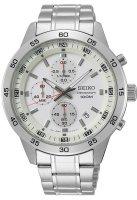 Zegarek męski Seiko chronograph SKS637P1 - duże 1