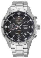 Zegarek męski Seiko chronograph SKS641P1 - duże 1