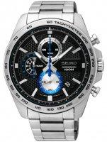 Zegarek męski Seiko chronograph SSB257P1 - duże 1