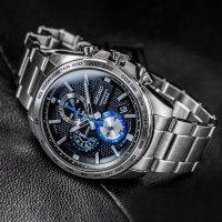 Zegarek męski Seiko chronograph SSB257P1 - duże 3