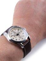 Zegarek męski Seiko chronograph SSB273P1 - duże 2