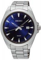 Zegarek męski Seiko classic SUR207P1 - duże 1