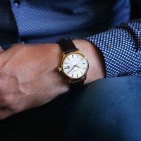 Zegarek męski Seiko classic SUR284P1 - duże 2