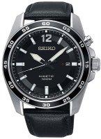 Zegarek męski Seiko kinetic SKA789P1 - duże 1