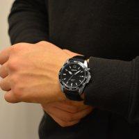 Zegarek męski Seiko kinetic SKA789P1 - duże 2