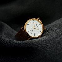 Zegarek męski Seiko premier SKP398P1 - duże 2