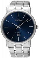 Zegarek męski Seiko premier SKP399P1 - duże 1