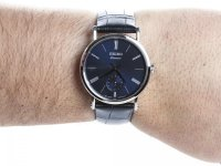 Zegarek męski Seiko premier SRK037P1 - duże 2