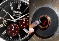 Zegarek męski Seiko presage SPB085J1 - duże 5