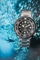Zegarek męski Seiko prospex SNE497P1 - duże 2