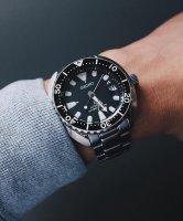 Zegarek męski Seiko prospex SRPC35K1 - duże 2