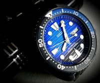 Zegarek męski Seiko prospex SRPC91K1 - duże 4