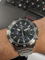 Zegarek męski Seiko prospex SSC705P1 - duże 2