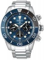 Zegarek męski Seiko SSC741P1 - duże 1