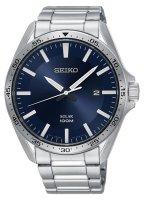 Zegarek męski Seiko solar SNE483P1 - duże 1