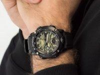 Zegarek męski sportowy Casio G-Shock GA-2000SU-1AER szkło mineralne - duże 4