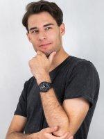 Zegarek męski sportowy Casio G-Shock GA-2100-1AER szkło mineralne - duże 2
