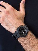 Zegarek męski sportowy Casio G-SHOCK Original GA-100-1A1ER Big Bang szkło mineralne - duże 3