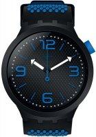 Zegarek męski Swatch big bold SO27B101 - duże 1