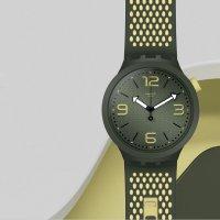 Zegarek męski Swatch big bold SO27M102 - duże 3