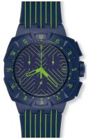 Zegarek męski Swatch originals chrono SUIN401 - duże 1