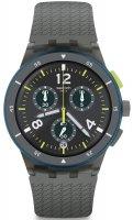Zegarek męski Swatch originals chrono SUSM407 - duże 1