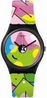 Zegarek damski Swatch originals GB317 - duże 1