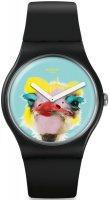 Zegarek damski Swatch originals SUOB159 - duże 1