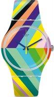 Zegarek damski Swatch originals SUOW155 - duże 1