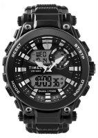 Zegarek męski Timex dgtl analog TW5M30600 - duże 1