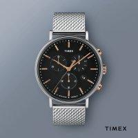 Zegarek męski Timex fairfield TW2T11400 - duże 5