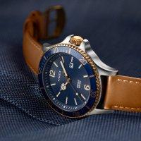 Zegarek męski Timex harborside TW2R64500 - duże 5