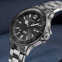 Zegarek męski Timex harborside TW2R64600 - duże 5