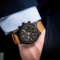 Zegarek męski Timex intelligent quartz T2N700 - duże 4
