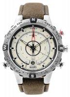 Zegarek męski Timex intelligent quartz T2N721 - duże 1