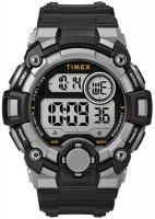 Zegarek męski Timex mako dgtl TW5M27700 - duże 1