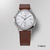 Zegarek męski Timex marlin TW2T22700 - duże 7